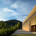 BC Passive House Factory. Ema Peter Photography.