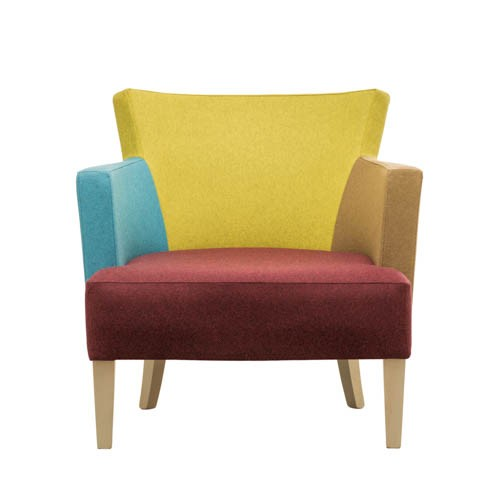 Evelyne-Lounge-Arm-Chair-Multicolour-Upholstery-PL01-Front