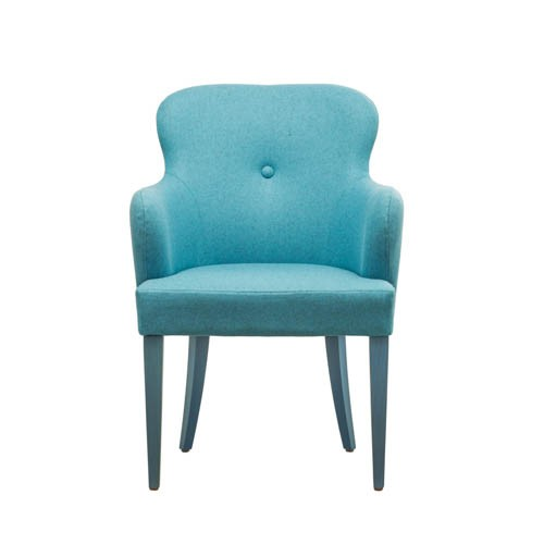 Evelyne-Lounge-Arm-Chair-Tufted-PO03-Front