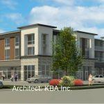 KBA Architect - Caledonia MixedUse Bldg