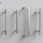 Standard Metal Hardware_Architectural Door Pulls