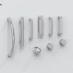 Standard Metal Hardware_Closet Pulls and Knobs