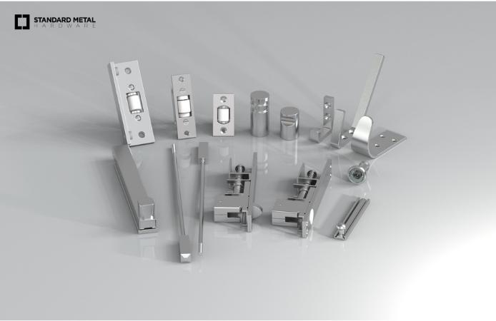 Standard Metal Hardware_Door Accessories