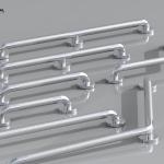 Standard Metal Hardware_Grab Bars