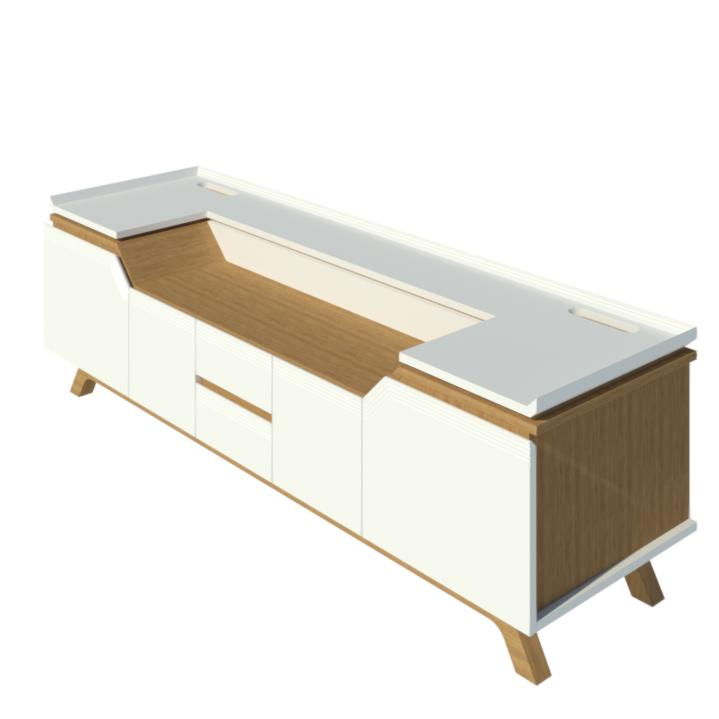 Sideboard-Grooves-01-White-Lacquer