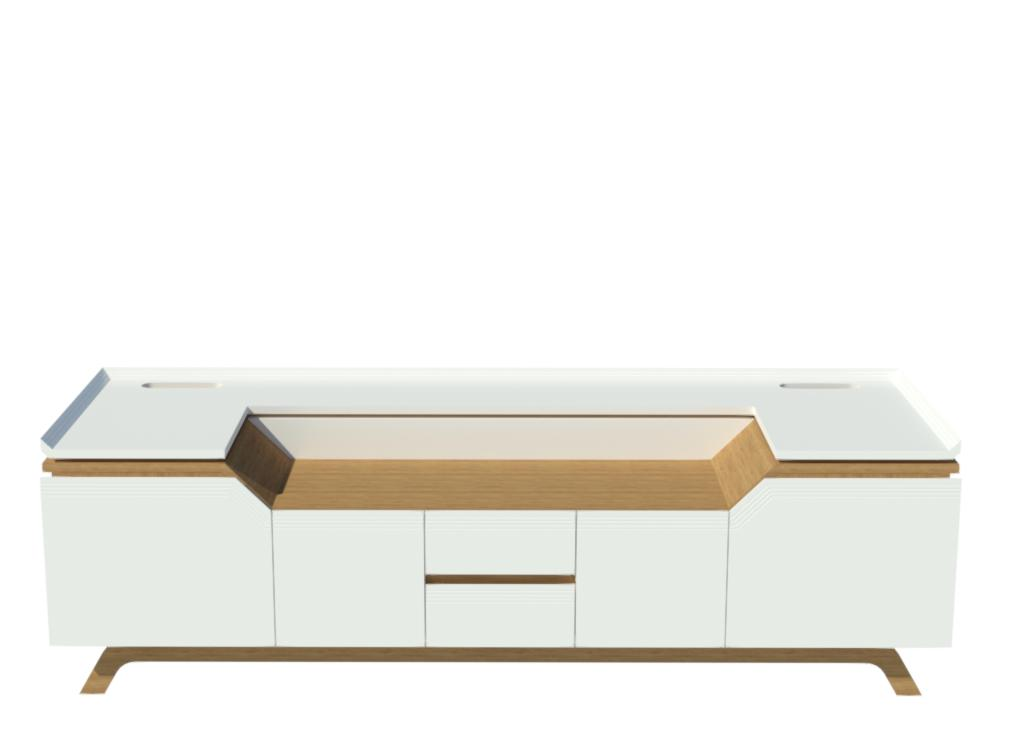 Sideboard-Grooves-02-White-Lacquer