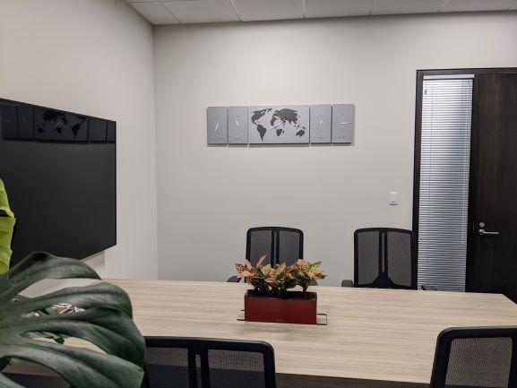 COSMO Wall Clock - GVA Interiors