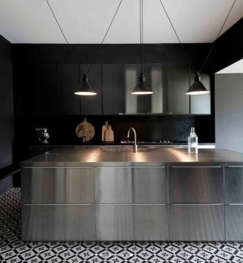Cabinetry and Kitchen by GVA Interiors