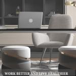 Height Adjustable Desk ELEVATE by GVA Interiors - Copy