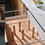 Kitchen Storage by GVA Interiors